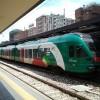 Nuovi treni Flirt ETR350 in servizio sulla ferrovia Porrettana