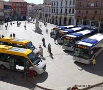 Nove nuovi autobus rinnovano la flotta Busitalia di Rovigo