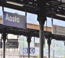 Approvato accordo Regione VdA/Stato per collegamento ferroviario Aosta-Torino
