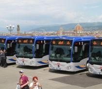 Firenze guarda al cambiamento con i primi ventidue nuovi bus, nuova livrea e lotta all'evasione