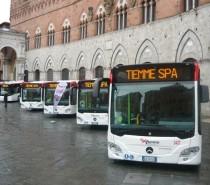 Trentotto nuovi bus per i servizi urbani di Siena