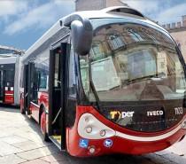Presentato a Bologna il filobus Crealis Neo