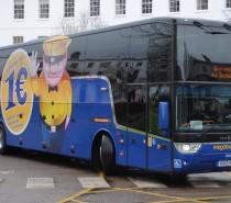Megabus lancia il collegamento diretto Milano-Londra