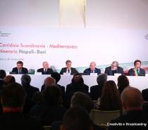 Presentati i lavori per la linea AV/AC Napoli-Bari
