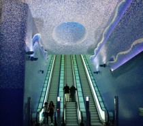 La stazione Toledo della metropolitana di Napoli vince il premio per l'innovazione