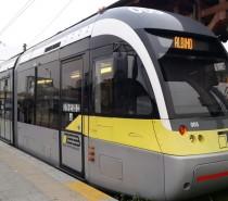 Il tram T1 Bergamo-Albino spegne sette candeline