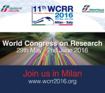 WCRR 2016 ai blocchi di partenza, a Milano nasce il treno del futuro