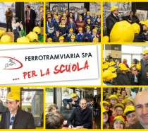 """Successo per il """"Progetto Scuola"""" di Ferrotramviaria"""