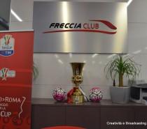 La Tim Cup viaggia in Frecciarossa 1000