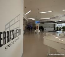 Apre Terrazza Termini, la nuova lounge della stazione di Roma Termini