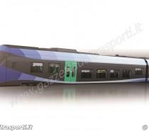 Alstom presenta i nuovi treni regionali per Trenitalia