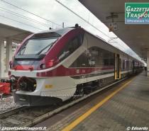 In servizio il nuovo Jazz ETR526 in livrea Provincia di Trento