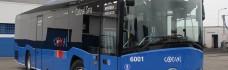 Prime immagini dei Solaris Interurbino per Cotral Lazio