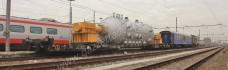 """Un trasporto veramente """"eccezionale"""" tra Italia e Slovacchia"""