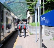 Estate in bici con Trenord, le offerte treno+noleggio in Valtellina e Valcamonica