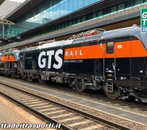 In consegna a GTS Rail le prime tre Siemens Vectron