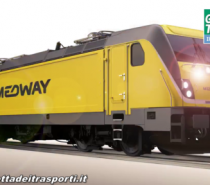 In arrivo la prima E494 per Medway