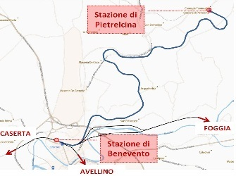 Linea_Benevento_Pietrelcina