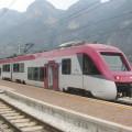Elettrotreno della ferrovia Trento-Malè-Marilleva - Foto Giovanni Giglio