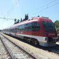 ATR220 delle FSE in sosta a Lecce - Foto Gabriele Palmieri