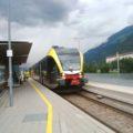 GTW Sad in servizio tra Malles e Merano - Foto Giovanni Giglio