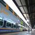 Nuovo logo per i treni regionali Vivalto di Trenitalia - Foto FS Italiane