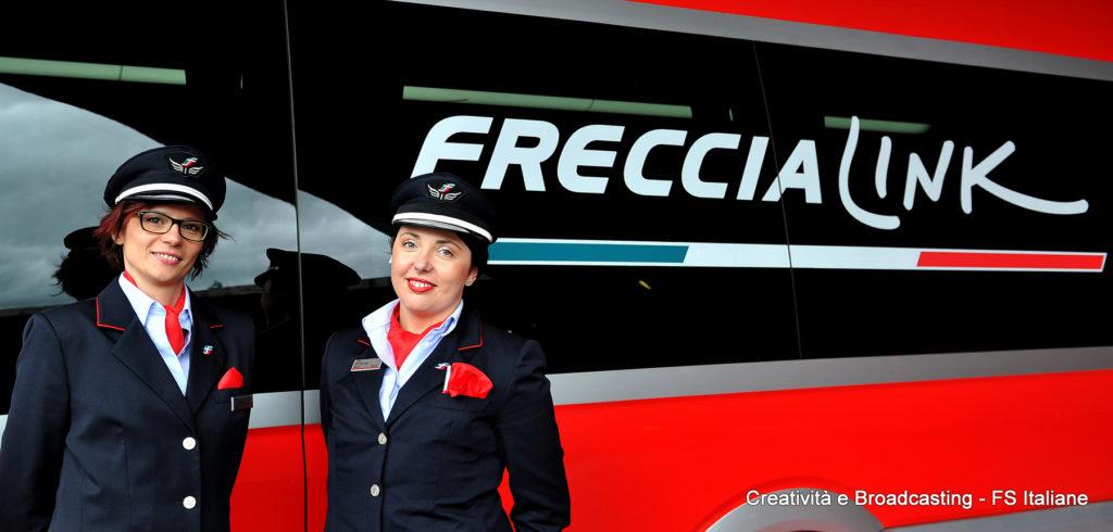 Presentazione FrecciaLink - Foto Gruppo FS Italiane