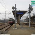 Modena Piazza Manzoni, linea FER Modena-Sassuolo - Foto Giovanni Giglio