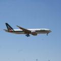 Boeing 777 Alitalia - Foto Gabriele Nicastro