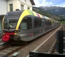 Ok al progetto di elettrificazione della ferrovia della Val Venosta