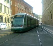 A Roma nuovo capolinea in piazza Venezia per il tram 8