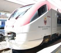 Al via i servizi in gestione TrentinoTrasporti sulla ferrovia della Valsugana