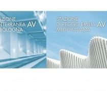 DIRETTA – L'inaugurazione delle stazioni AV di Bologna Centrale e Reggio Emilia Mediopadana