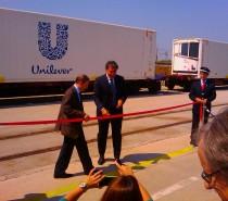 Al via il treno dei gelati, Unilever Algida sceglie Trenitalia Cargo come vettore tra la Campania e Parma