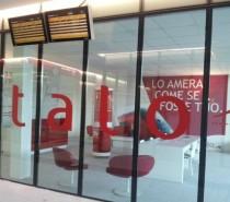 Casa Italo apre nella stazione di Reggio Emilia AV Mediopadana
