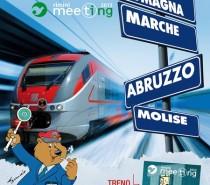 Treni speciali della Sangritana per il Meeting di Rimini, dal 18 al 23 agosto collegamento giornaliero dall'Abruzzo e il Molise