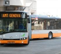 Nuovi bus Solaris da 18 metri per la flotta AMT di Genova
