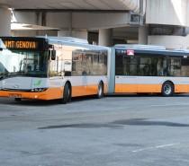 Sessantatre nuovi bus per la AMT di Genova