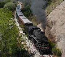 Da ottobre a dicembre otto tappe per l'edizione invernale 2013 del Treno Natura alla scoperta delle terre di Siena