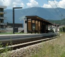 Dal 13 ottobre in servizio la nuova fermata di Brunico Nord lungo la ferrovia della Val Pusteria