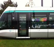 Alstom consegna il tram Citadis numero 1500