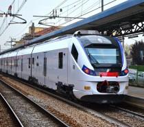 Prime corse prova per l'Etr425, il nuovo treno regionale Alstom per Trenitalia