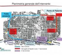 Al via gli interventi per chiudere l'Anello ferroviario di Palermo