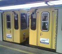 Dieci nuovi treni per la Linea 1 della metropolitana di Napoli