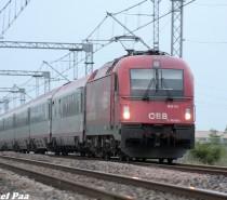Dal 14 giugno fermata a Vicenza per gli EC di DB/OBB