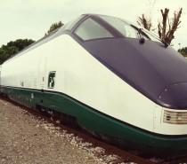 Rischio demolizione per la E404.000, il primo treno in Italia a viaggiare ad Alta Velocità