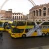 Con BusExpress nuovi collegamenti veloci tra Verona e la provincia