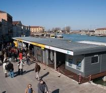 Rivoluzione e restyling a Venezia per gli approdi di Piazzale Roma