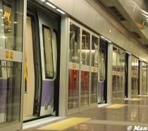 La M5 di Milano arriva a Garibaldi, inaugurato il prolungamento della linea lilla