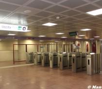 Dal 15 febbraio nella metropolitana di Milano obbligatorio timbrare il biglietto in uscita